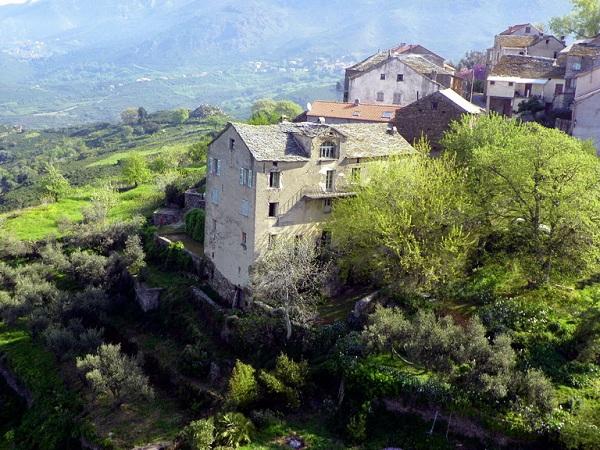 12 maison vue den haut chambres d 39 h tes en corse for Chambre d hote corsica